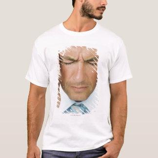 Man hands on head T-Shirt