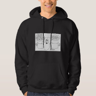 Man has dominion over (animals), GERMS over man/ Hoodie