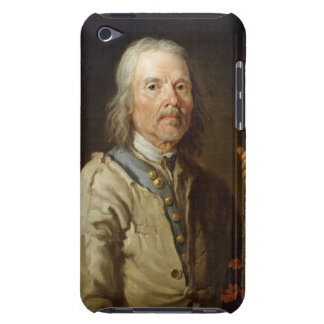 Man Holding a Staff, c.1800 (oil on canvas) Barely There iPod Cover