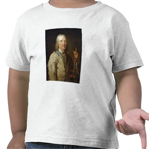 Man Holding a Staff, c.1800 (oil on canvas) T Shirts