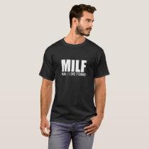 Man I Love Fishing - Total Basics T-Shirt