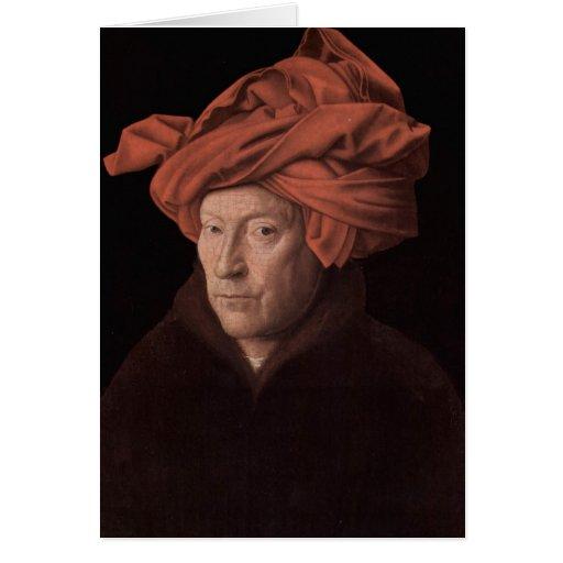 Man in a Turban Card