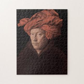 Man in a Turban Jigsaw Puzzle