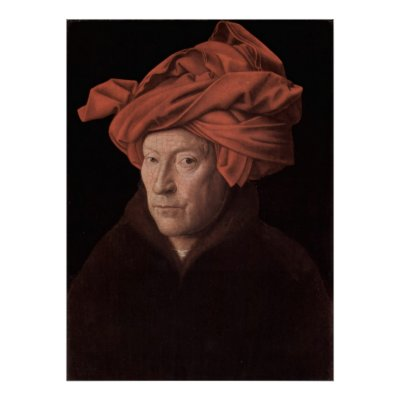Man in a Turban Poster