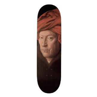 Man in a Turban Skateboard Deck