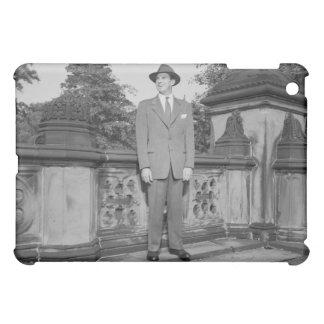 Man in Hat iPad Mini Case