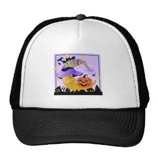 Man in Moon Trucker Hat