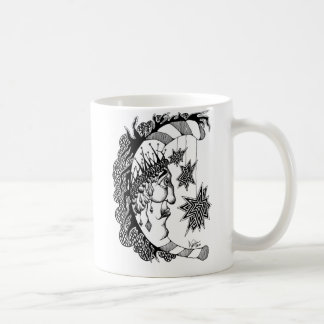 Man in Moon Mug