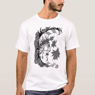 Man in Moon T-Shirt