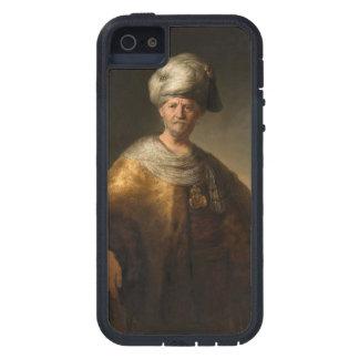 Man in Oriental Costume, by Rembrandt van Rijn Case For iPhone SE/5/5s