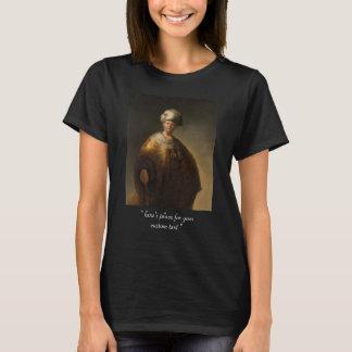 Man in Oriental Costume, by Rembrandt van Rijn T-Shirt