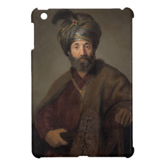 Man in Oriental Costume, c.1635 (oil on canvas) iPad Mini Covers