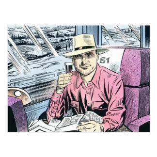 Man in Seat 61 postcards