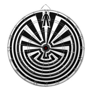 Man in the Maze, Native Americans, Itoi, Papago Dart Board