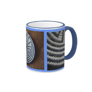 Man in the MAZE Tohono O'odham Bas... - Customized Mugs