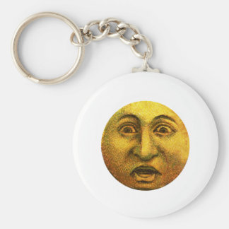 Man in the Moon Keychain