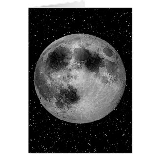 Man in the Moon - Muliple Products2 Card
