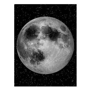 Man in the Moon - Muliple Products2 Postcard