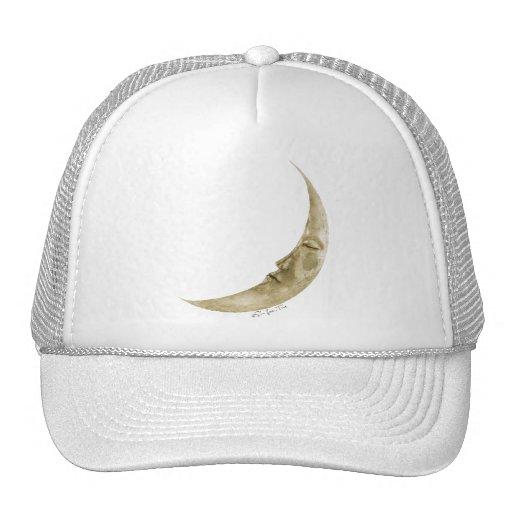 Man In the Moon Trucker Hat