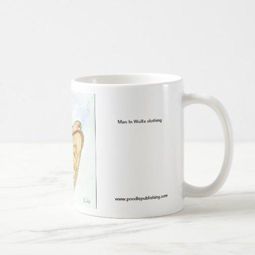 Man In Wolfs clothing Coffee Mug