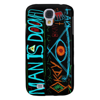 Man Is Doomed Samsung Galaxy S4 Covers