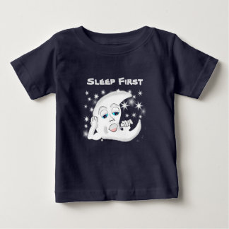Man It's The Moon Baby T-Shirt