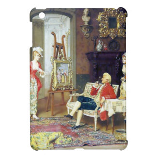 Man Ladies Victorian Three Graces painting Cover For The iPad Mini