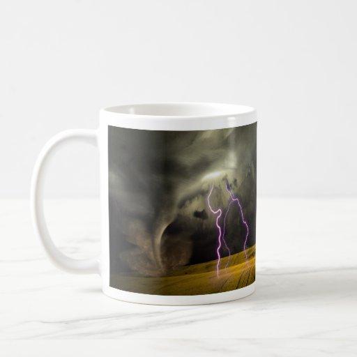 Man leaves trail of ideas mug