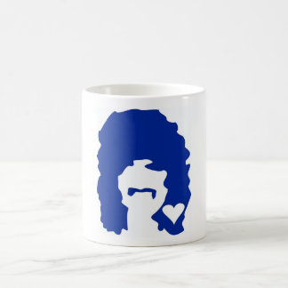 Man Love Blue Coffee Mug