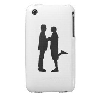 Man Love iPhone 3 Case-Mate Case