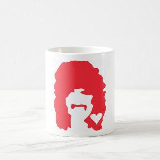 Man Love Red Coffee Mug