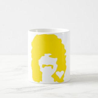 Man Love Yellow Coffee Mug
