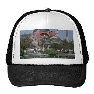 Man-Made Pond In Turkey Trucker Hat