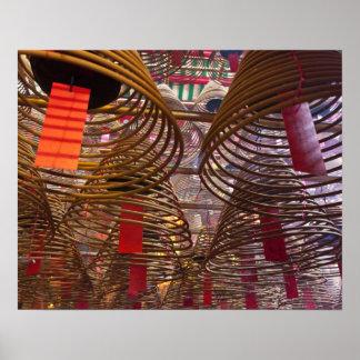 Man Mo Buddhist Temple of Hong Kong 2 Poster