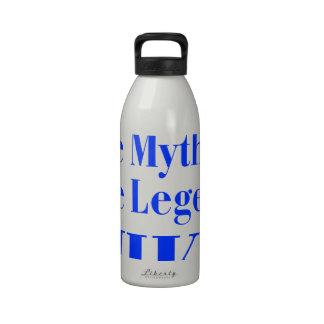 man-myth-legend-mike-bod-blue png water bottle