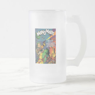 Man-O-Mars - Mug