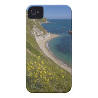 Man o War Bay, Jurassic Coast, Lulworth, Dorset, iPhone 4 Cover