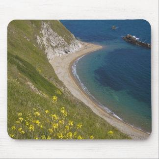 Man o War Bay, Jurassic Coast, Lulworth, Dorset, Mouse Pad