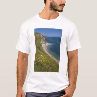 Man o War Bay, Jurassic Coast, Lulworth, Dorset, T-Shirt