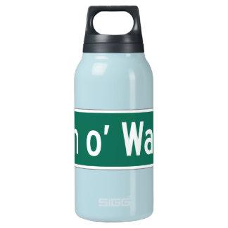 Man O' War Boulevard, Street Sign, Kentucky, US Insulated Water Bottle