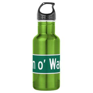 Man O' War Boulevard, Street Sign, Kentucky, US Stainless Steel Water Bottle