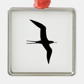 Man O' War (magnificent frigatebird) Metal Ornament