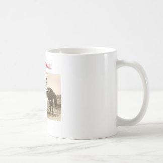 man o war coffee mug