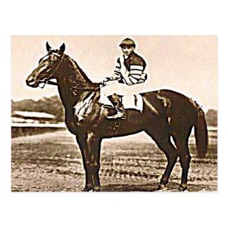 Man O' War Postcard