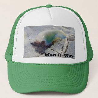 Man O' War Trucker Hat