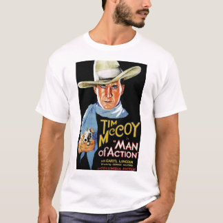 Man of Action 1933 T-Shirt