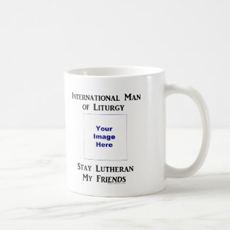 Man of Liturgy personal mug