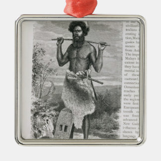 Man of New South Wales Christmas Ornament