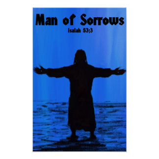 Man Of Sorrows Posters