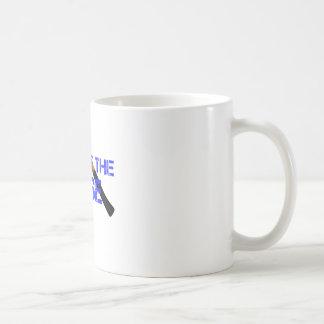 Man of the house coffee mug